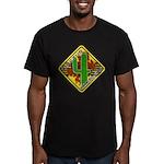 C4w Dark Fitted T-Shirt