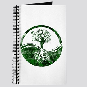Yin Yang Tree Journal