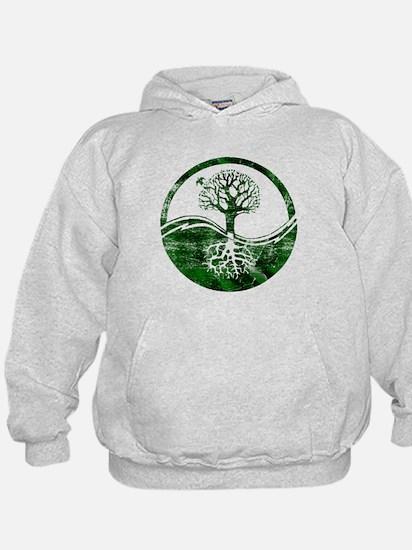 Yin Yang Tree Hoody