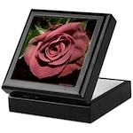 Castera Rose Keepsake Box