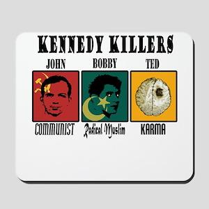 Kennedy Killers Mousepad