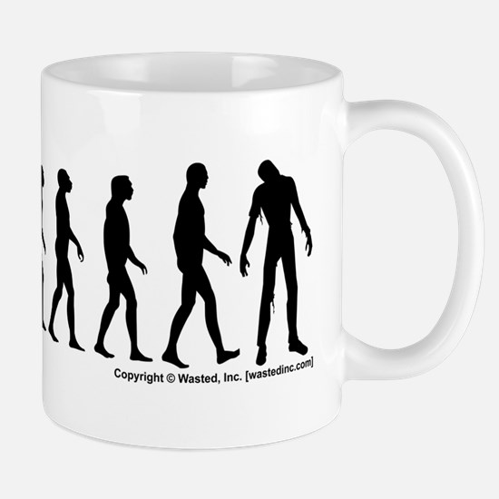 Zombilution Mug
