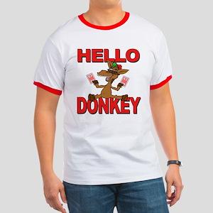 Hello Donkey - Ringer T