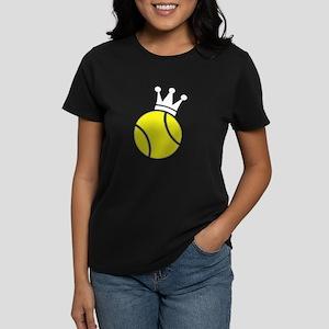 King of the Court Women's Dark T-Shirt