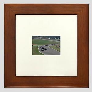 Brands Hatch Framed Tile