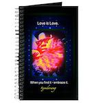 Love Is Love Spirit Journal