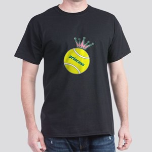 Tennis Princess Dark T-Shirt