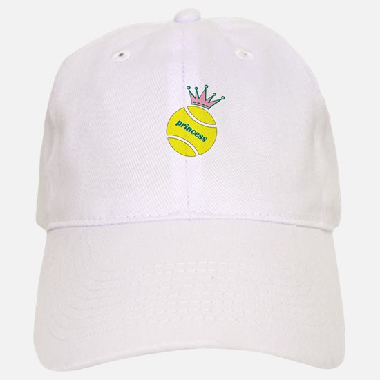 Tennis Princess Baseball Baseball Cap
