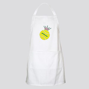 Tennis Princess BBQ Apron