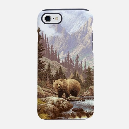 Grizzly Bear Landscape