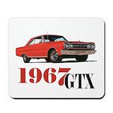 Gtx Classic Mousepad