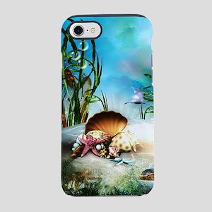 Underwater Sea Life iPhone 7 Tough Case