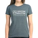 Broom Wagon Women's T-Shirt