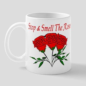 Smell The Roses Mug