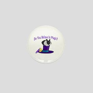Believe In Magic Mini Button