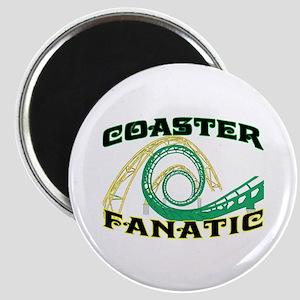 Coaster Fanatic Magnet