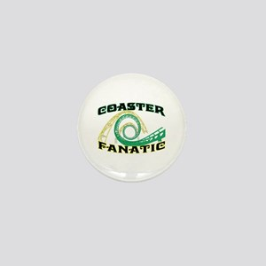 Coaster Fanatic Mini Button