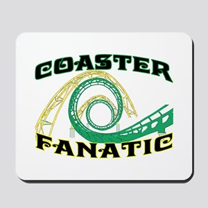 Coaster Fanatic Mousepad