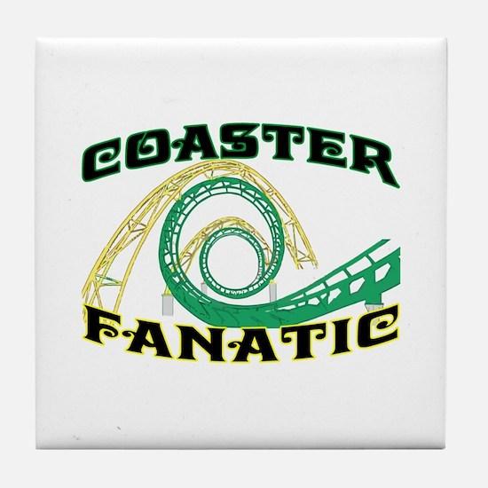 Coaster Fanatic Tile Coaster