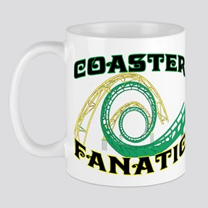 Coaster Fanatic Mug