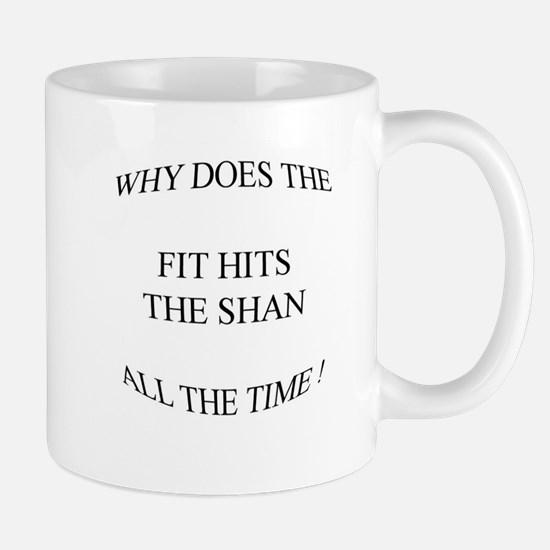Shit hits the fan... Mug