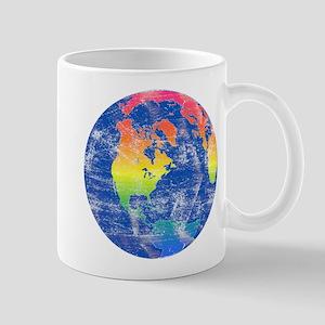 Vintage Colors of the World Mug