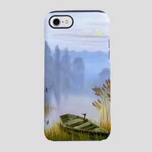 Beautiful Summer Painting iPhone 7 Tough Case