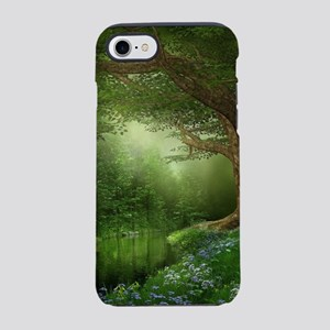 Summer Forest River iPhone 7 Tough Case