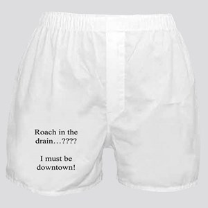 Downtown Roach Boxer Shorts