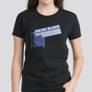 Jacob Space Heater Women's Dark T-Shirt