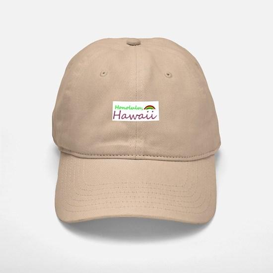Hawaii Souvenior Baseball Baseball Cap