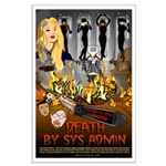 Death by Sys Admin GIANT Poster