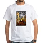 Death by Sys Admin White T-Shirt