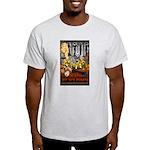 Death by Sys Admin Ash Grey T-Shirt