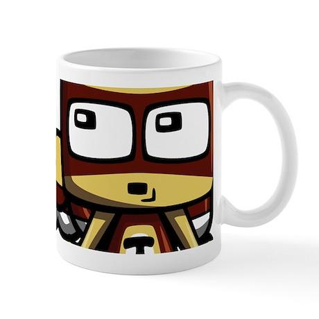 TV Mascot Mug