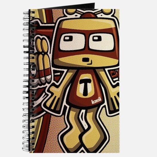 TV Mascot Tag Journal