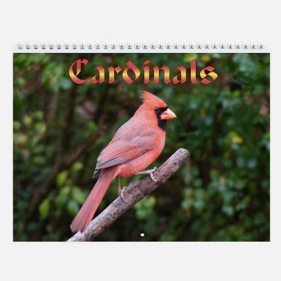 CARDINAL Wall Calendar