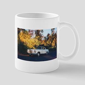 1965 Mercedes-Benz 220SEb cou Mug