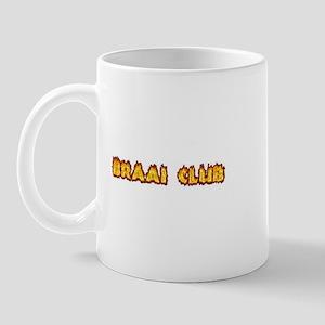 Braai Club Mug