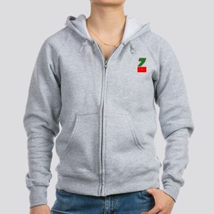 Team Morocco - #7 Women's Zip Hoodie