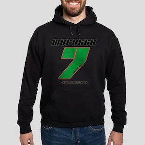 Team Morocco - #7 Hoodie (dark)