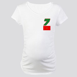 Team Morocco - #7 Maternity T-Shirt