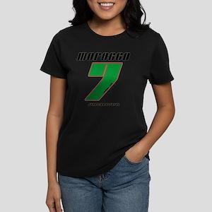 Team Morocco - #7 Women's Dark T-Shirt