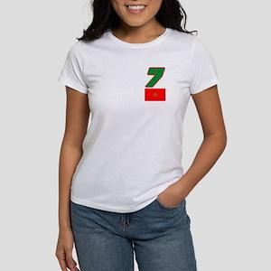 Team Morocco - #7 Women's T-Shirt