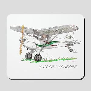 T-Craft Takeoff Mousepad