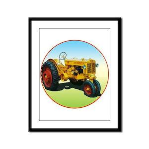 The Heartland Classic Z Framed Panel Print