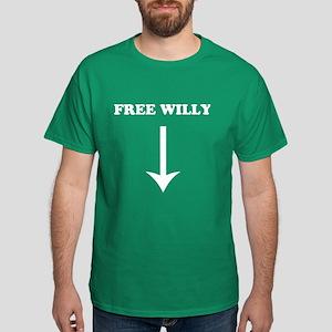 Free Willy Dark T-Shirt
