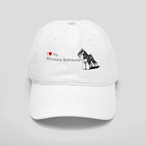 Love My Mini-Schnauzer Cap