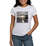 Winter Sunset 0004 Women's T-Shirt