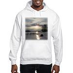 Winter Sunset 0004 Hooded Sweatshirt